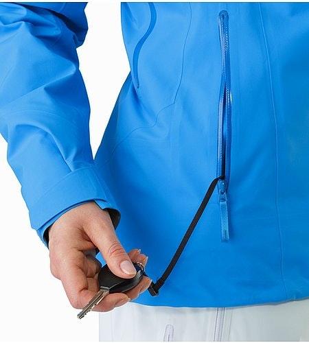 Astryl Jacket Women's Baja Key Clip