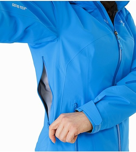 Astryl Jacket Women's Baja Pit Zip