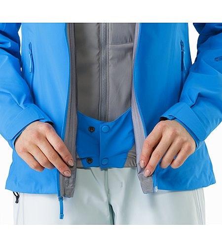 Astryl Jacket Women's Baja Powder Skirt