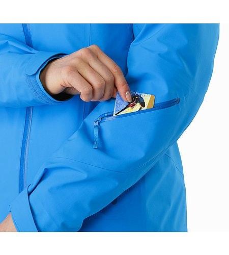 Astryl Jacket Women's Baja Sleeve Pocket
