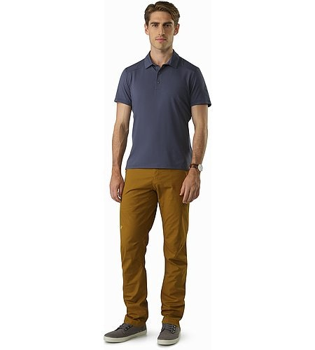 Atlin Chino Pant Centaur Front View