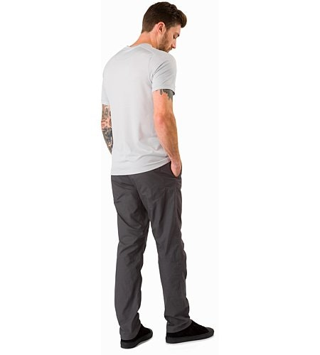 Atlin Chino Pant Pilot Back View
