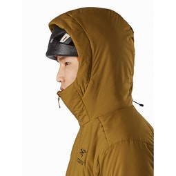 Atom AR Hoody 24K Inverse Helmet Compatible Hood