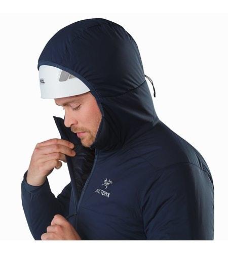 Atom AR Hoody Tui Helmet Compatible Hood