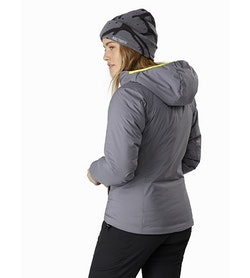 Atom AR Hoody Women's Infinity Back View