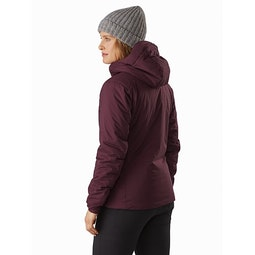 Atom AR Hoody Women's Rhapsody Back View