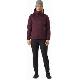Atom AR Hoody Women's Rhapsody Full View