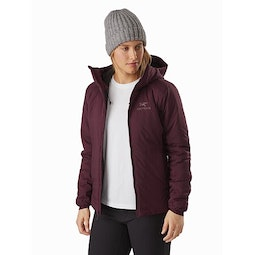 Atom AR Hoody Women's Rhapsody Open View