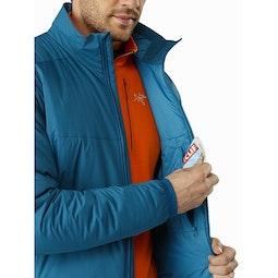 Atom AR Jacket Iliad Internal Security Pocket