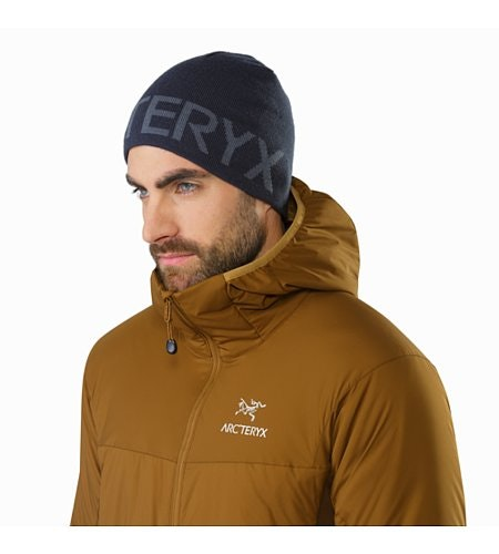 Manteau à capuchon Atom LT Caribou Détail du col