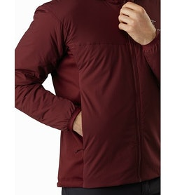 Atom LT Hoody Flux Hand Pocket