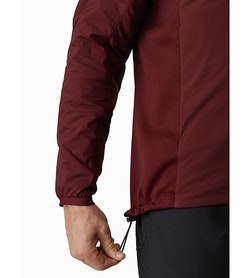 Atom LT Hoody Flux Hem Adjuster