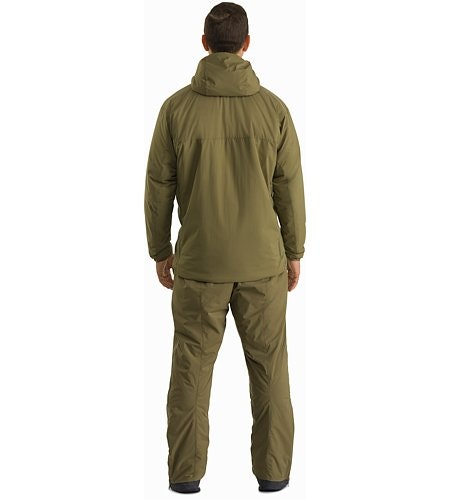 Atom LT Hoody Gen 2 Crocodile Back View 2