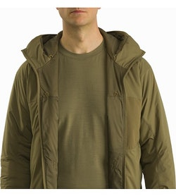 Atom LT Hoody Gen 2 Crocodile Communication Ports
