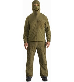Atom LT Hoody Gen 2 Crocodile Hood Up