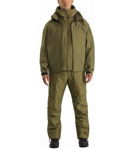 Atom LT Hoody Gen 2 Crocodile Open Outfit