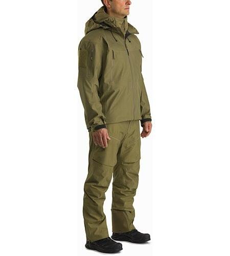 Atom LT Hoody Gen 2 Crocodile Outfit Right 3 4 Open