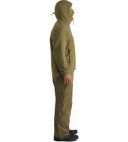 Atom LT Hoody Gen 2 Crocodile Outfit Right Side