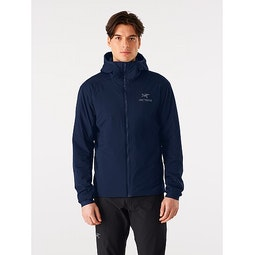 Atom LT Hoody Kingfisher Front View