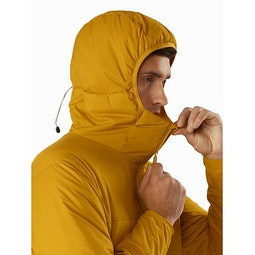 Atom LT Hoody Nucleus Hood Side View