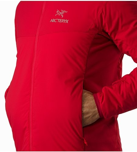 Atom LT Hoody Toreador Hand Pocket