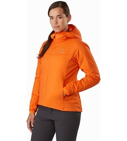 Atom LT Hoody Women's Awestruck Front View