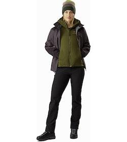 Chaqueta con capucha Atom LT para mujer Bushwhack: Conjunto