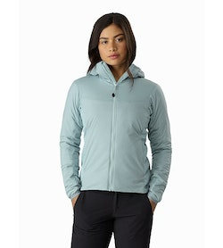 Atom LT Hoody Women's Continuum Front View 2
