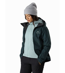 Atom LT Hoody Women's Continuum Outfit