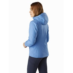 Atom LT Hoody Women's Helix Back View