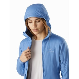Atom LT Hoody Women's Helix Hood Up v1