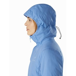 Atom LT Hoody Women's Helix Hood Up
