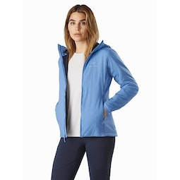 Atom LT Hoody Women's Helix Open View