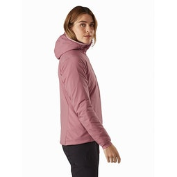 Atom LT Hoody Women's Momentum Side View