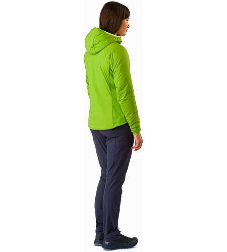 Atom LT Hoody Women's Utopia Back View