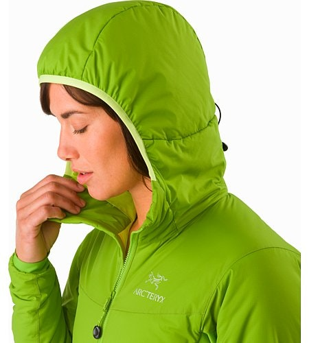 Atom LT Hoody Women's Utopia Hood Up