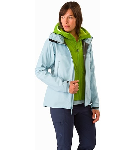 Chaqueta con capucha Atom LT para mujer Utopia: Conjunto