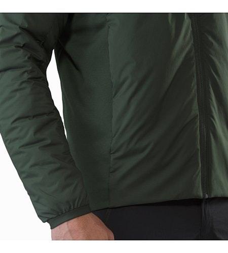 Atom LT Jacket Conifer Cuff