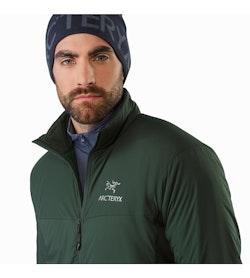 Atom LT Jacket Conifer Open Collar