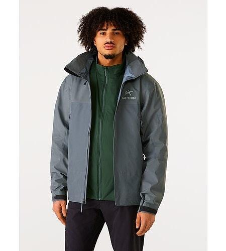 Atom LT Jacket Conifer Outfit