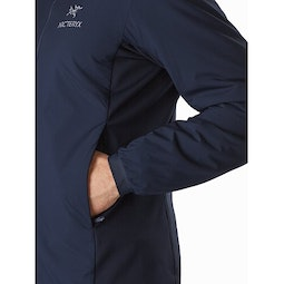Atom LT Jacket Kingfisher Hand Pocket