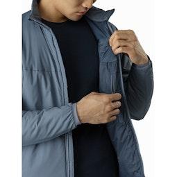 Atom LT Jacket Proteus Internal Security Pocket