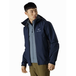 Atom LT Jacket Proteus Open View