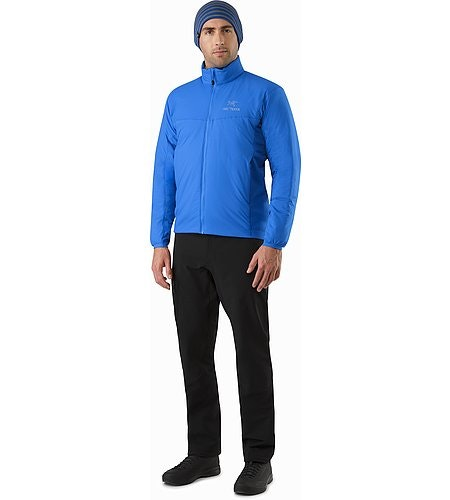 Atom LT Jacket Rigel Front View