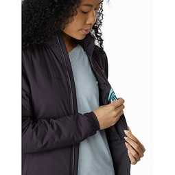 Atom LT Jacket Women's Dimma Internal Security Pocket