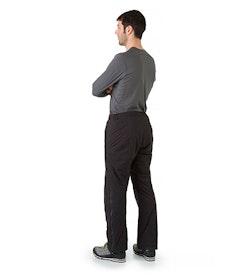 Atom LT Pant Black Back View