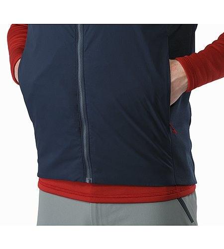Atom LT Vest Admiral Hand Pocket