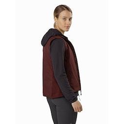 Atom LT Vest Women's Flux Back View