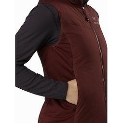 Atom LT Vest Women's Flux Hand Pocket