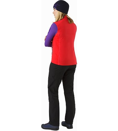 Atom LT Vest Women's Rad Back View